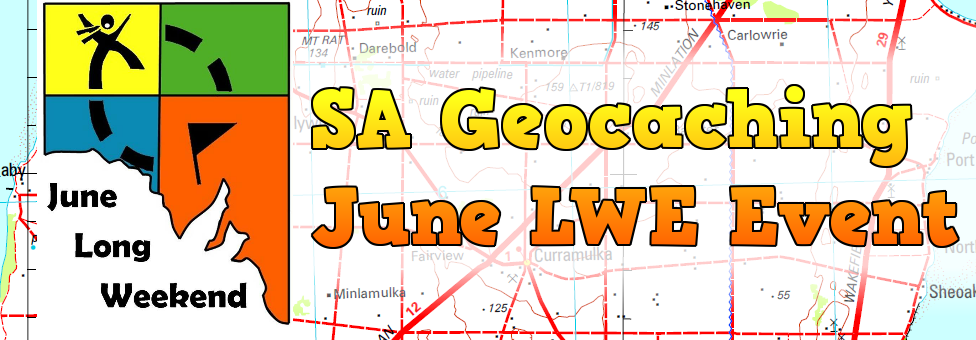 SA Geocaching June LWE Event